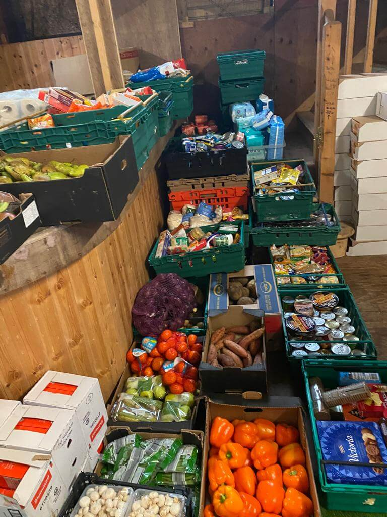 Hope For All Food Bank Liverpool